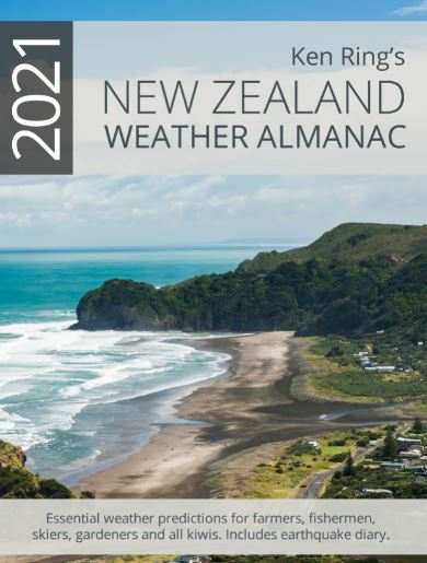 2021 NZ Weather Almanac