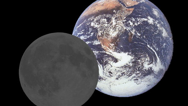 The Effects of the Moon on Earth's Weather