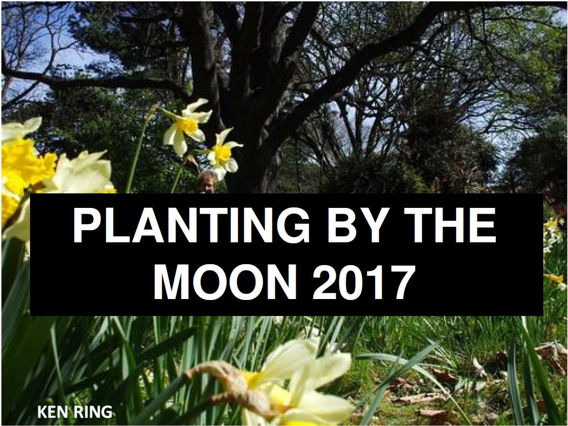 Planting By The Moon 2017