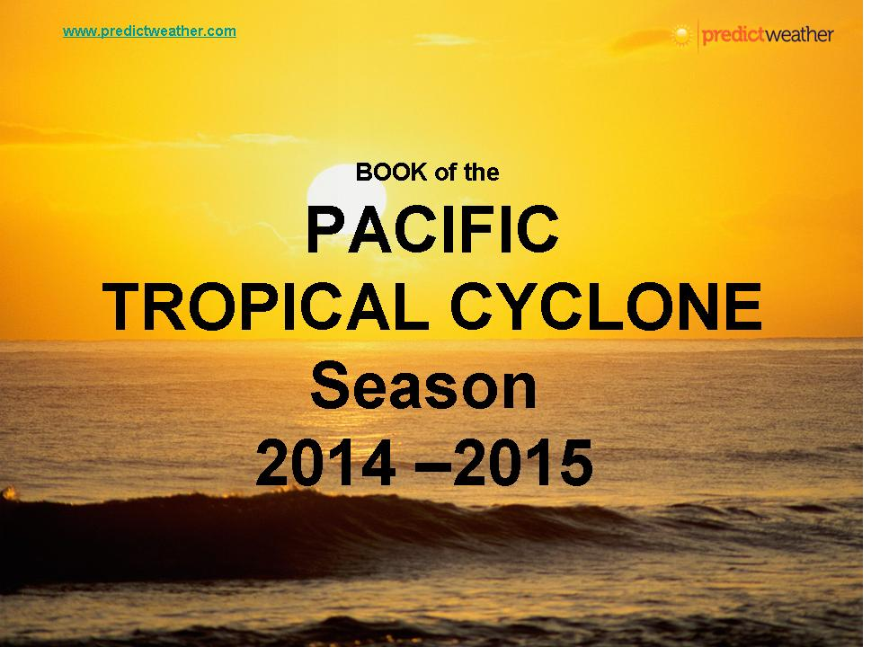 Pacific Tropical Cyclones 2014-15