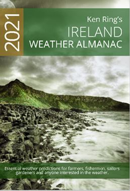 2021 Ireland Weather Almanac