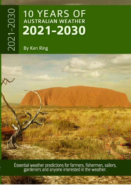 10 years of Weather in Australia: 2021-2030