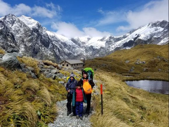 2019 Milford Track Report